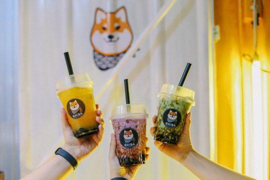 Shiba Hokkaido Milk Tea Delivery